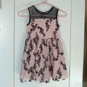 Children's Place Pink Tulle Dress Size 5